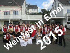 2015 Weinfest in Erpel