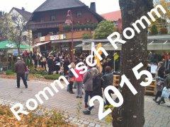 2015 Romm isch Romm