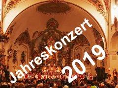 2019 Jahreskonzert